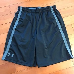 NWT Black Under Armour loose fit Shorts